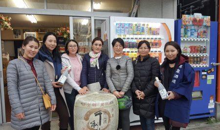 Осакад байрлах Хүнсний үйлдвэрт ажиллахаар 7 дадлагажигчийг илгээлээ.